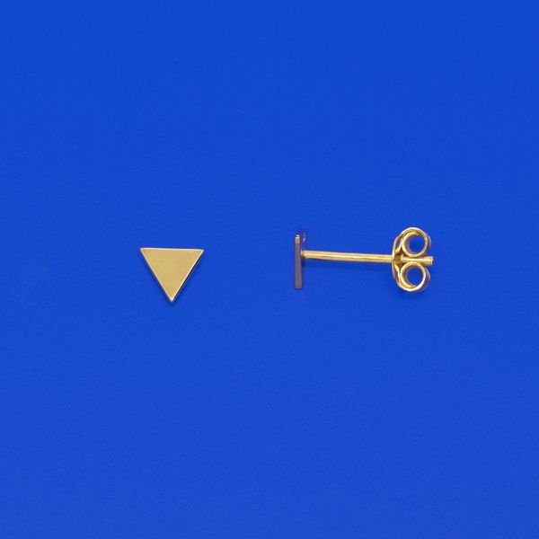 Photo of fejn jewelry Ohrstecker 'Shiny Triangle'