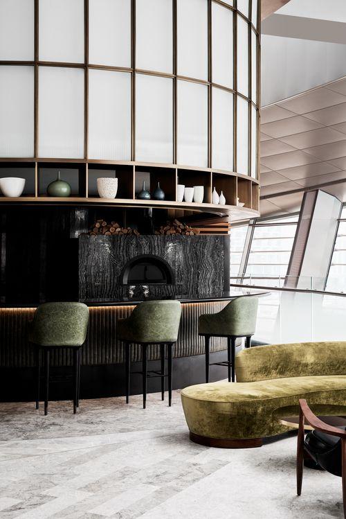 Sean connolly at dubai opera by alexander  co and tribe studio architects australian interior design awards also adele cotruzzola  on pinterest rh