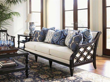 Tommy Bahama Royal Kahala Bay Club Living Room Set In 2019