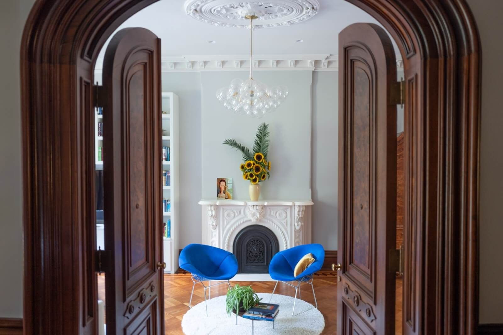 The Insider Prospect Heights Brownstone Restored, Updated