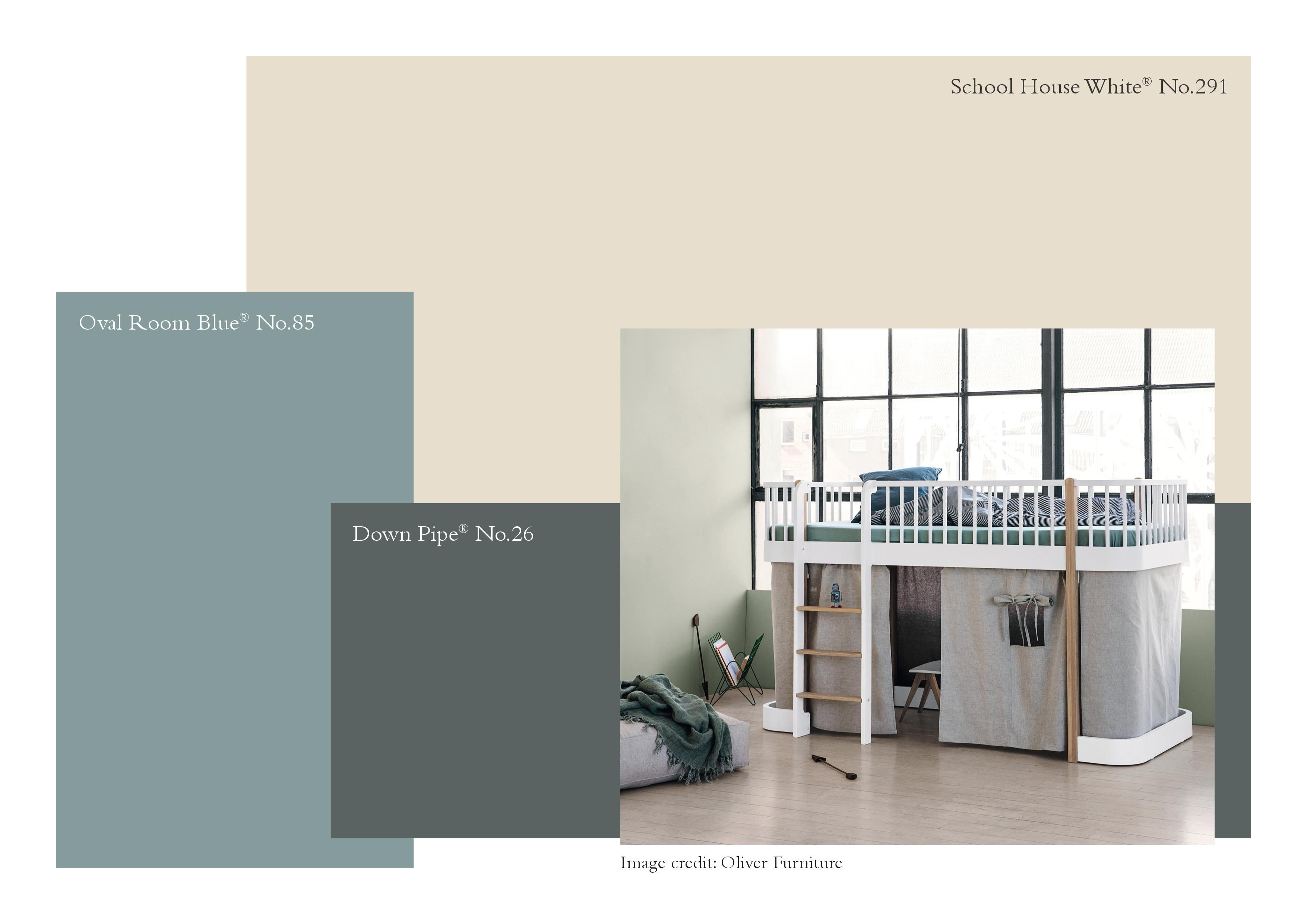 Best New Paint Color 2019 From Farrow Ball School House 400 x 300