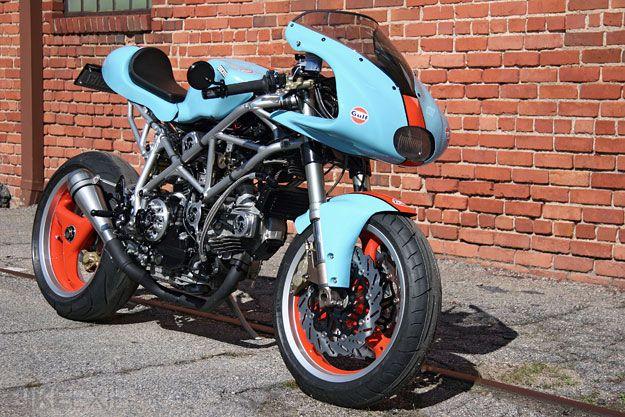 Nice looking Ducati
