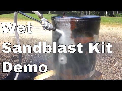Wet Sandblast Kit Pressure Washer Sandblast Kit In Nh Best Commercial High Pressure Washers In New Hampshire Sandblasting Kit Wet Sandblasted