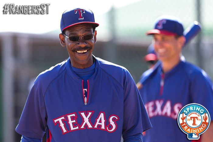 Ron Washington Rangersst Texas Rangers Baseball Tx Rangers Texas Rangers