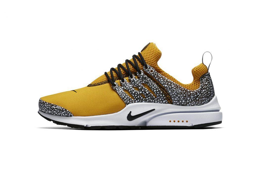 Presto Présente Shoes Air My La » Kind Safari « Of UpNike Gold qzSVUGMp