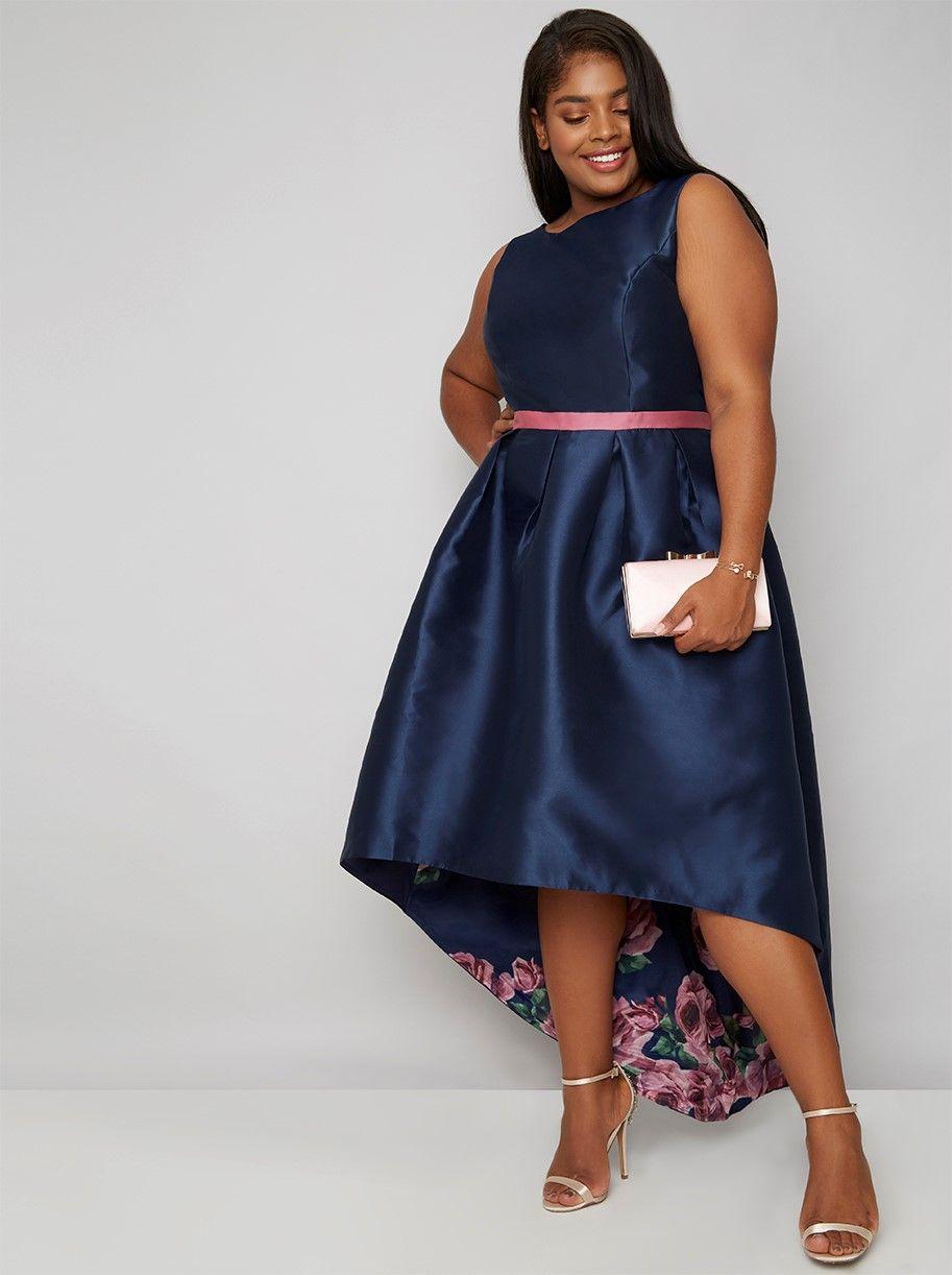 fe78ff837f2a CHI CHI CURVE DANIELLA DRESS | Midnight Garden | Dresses, Fashion ...