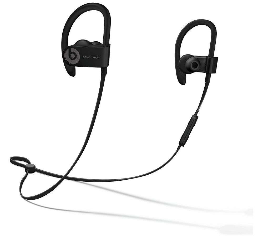 Beats By Dre Powerbeats3 Wireless Earphones Bluetooth Headphones Black Wireless Beats Wireless Earphones Headphones