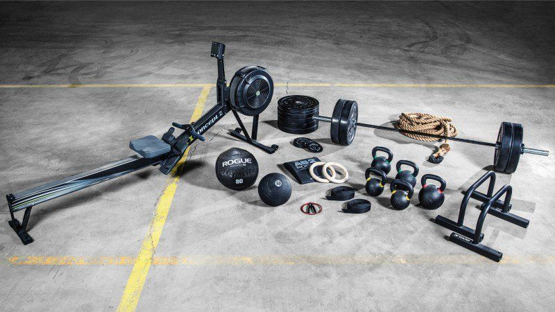 The essentials you need to build the perfect home gym for the