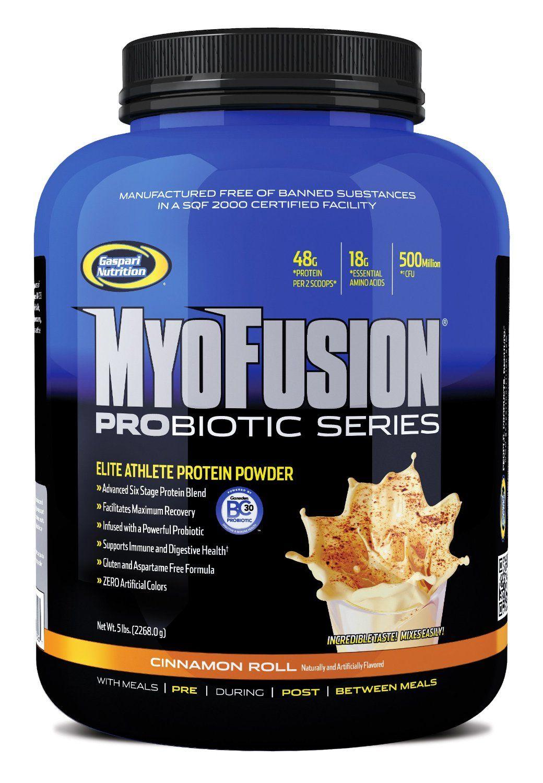 Cinnamon Roll flavored protein powder | Probiotics ...