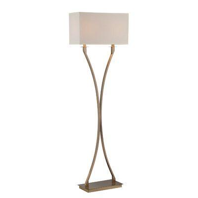 Cruzito 59 floor lamp wayfair