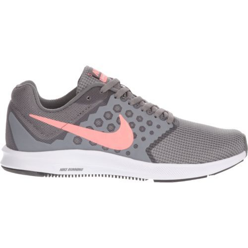 Nike Women's Downshifter 7 Running Shoes (Cool Grey/Lava Glow/Dark  Grey/White, Size - Women's Running Shoes at Academy Sports