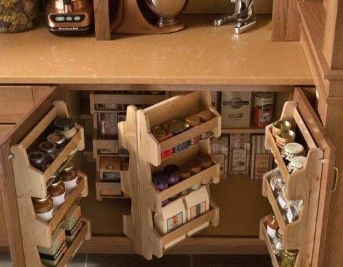 Ordnung in der Küche schaffen - kleine Tipps für großen Erfolg