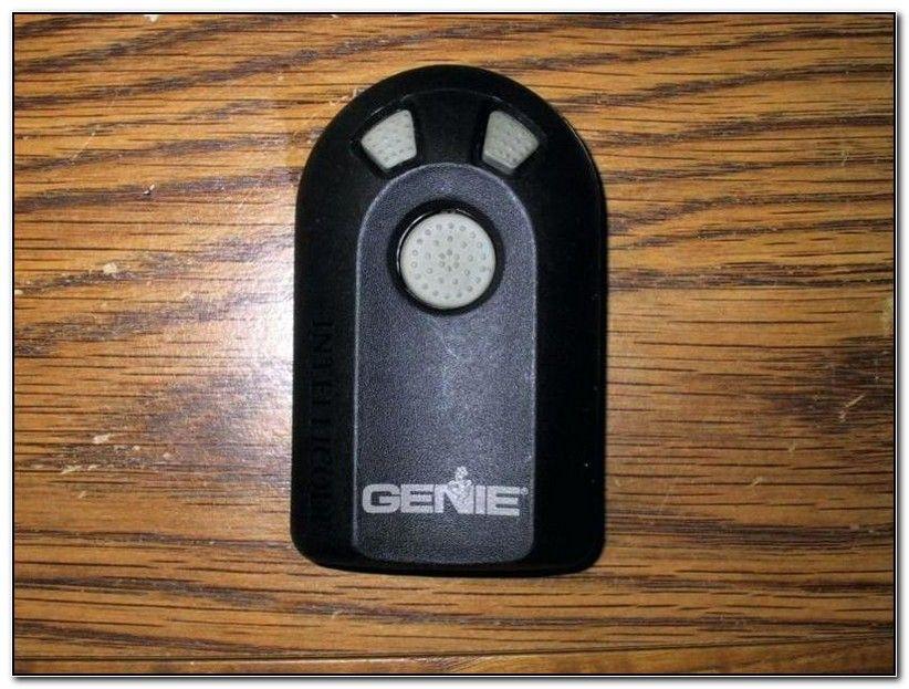 Genie Universal Garage Door Remote Garage Door Remote Garage