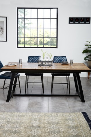 Jefferson 6 To 8 Extending Table Extendable Dining Table