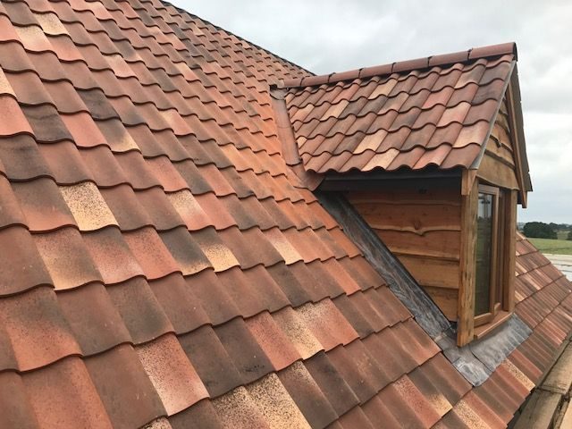 Best Our Customer Requested A Mix Of Colours For His Roof In Imerys Single Panne S What Do You Think 400 x 300