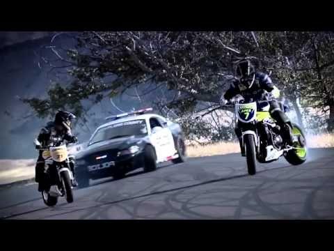 Ken Block Dc Police Chase Bikes Incredible Drifting Product