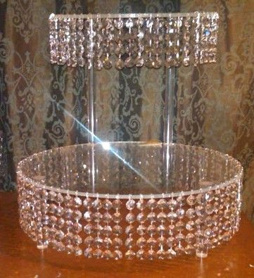 Glam Cupcake Stand idea Cupcake Stands Cookie Pans Goody bags