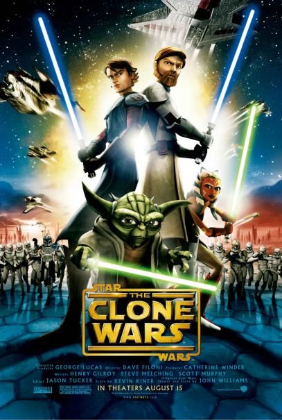 Star Wars: The Clone Wars | Watch cartoons online, Watch anime online, English dub anime