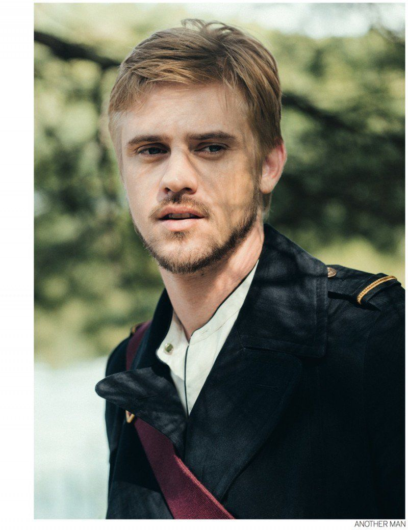 Boyd Holbrook Reunites with David Armstrong for AnOther