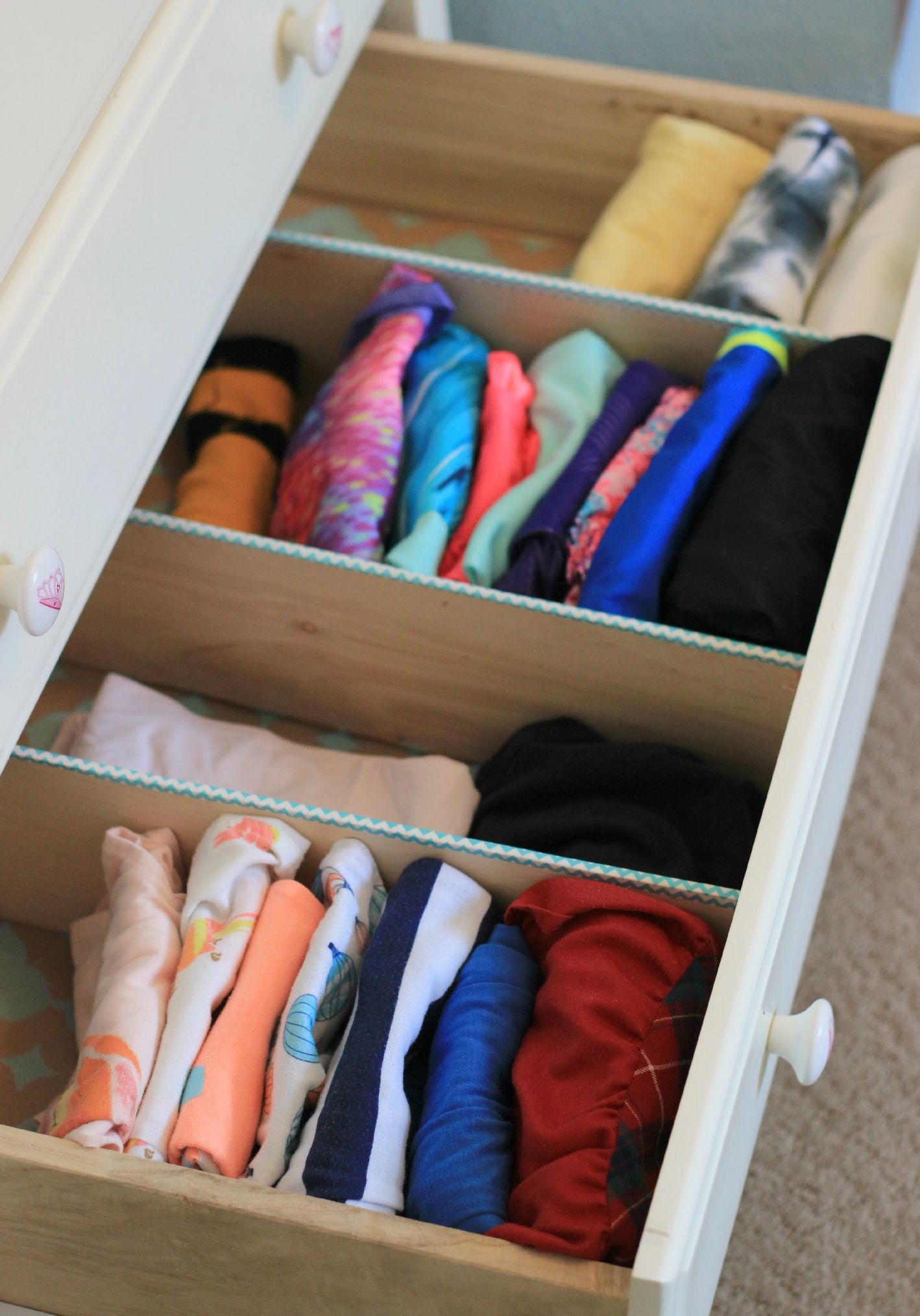 Clothes Organization Children How To