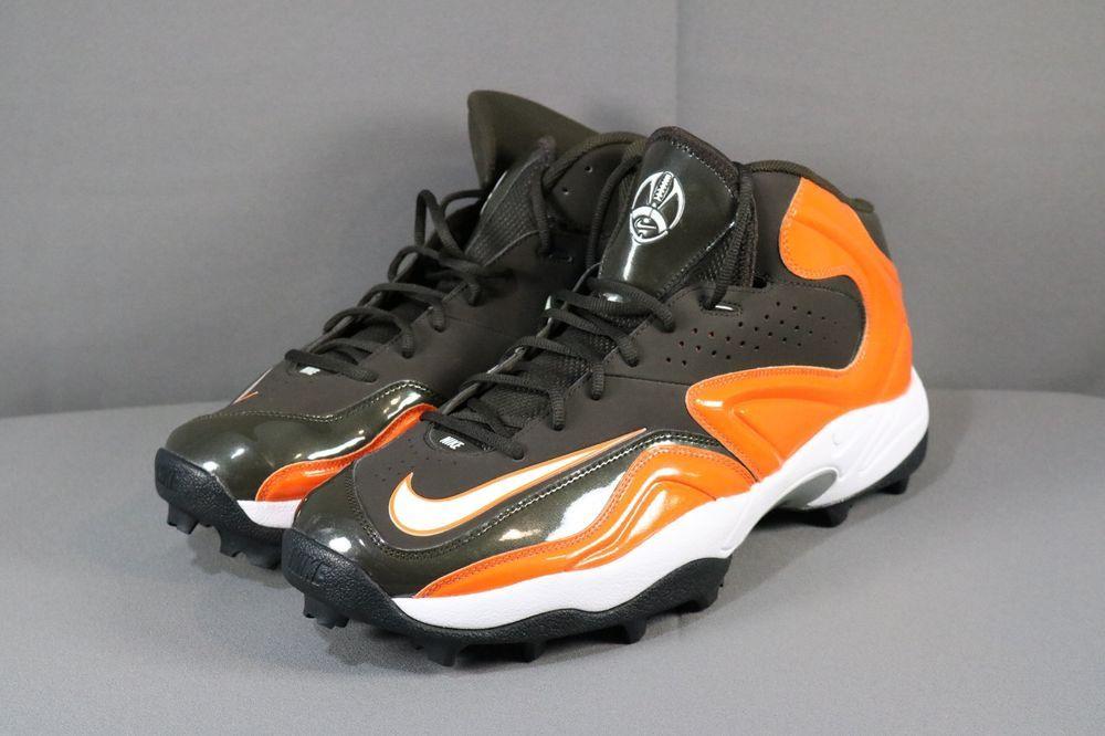 d4e7a474592 Nike zoom merciless pro shark football lineman cleats