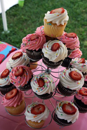 Strawberry Shortcake Festival Birthday Party Wrap-Up   a.steed's.life    Invitations