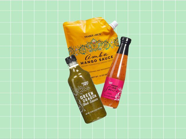 5 Trader Joe's Sauces That Will Transform Even The Most Basic Dishes Top 5 Trader Joe's sauces to save your weeknight meals.