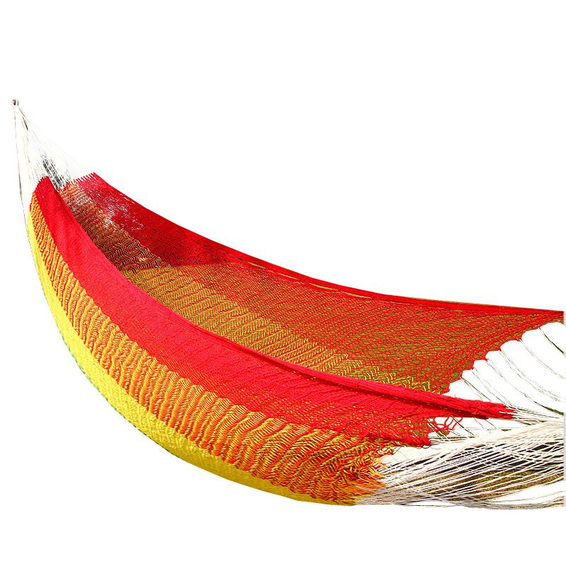 Swing, Sleep or Rest in our Mayan Hammock. Available now