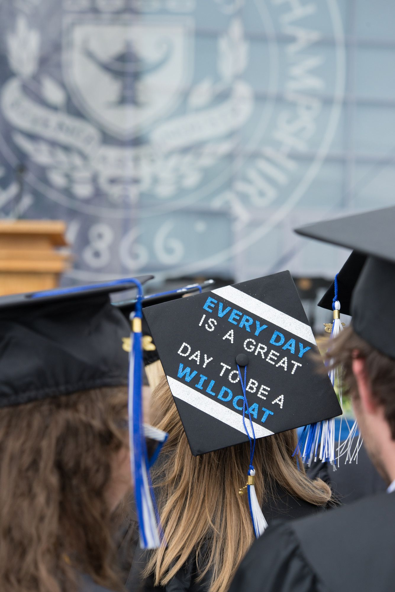 Every Days A Great Day To Be A Wildcat Unh Commencement