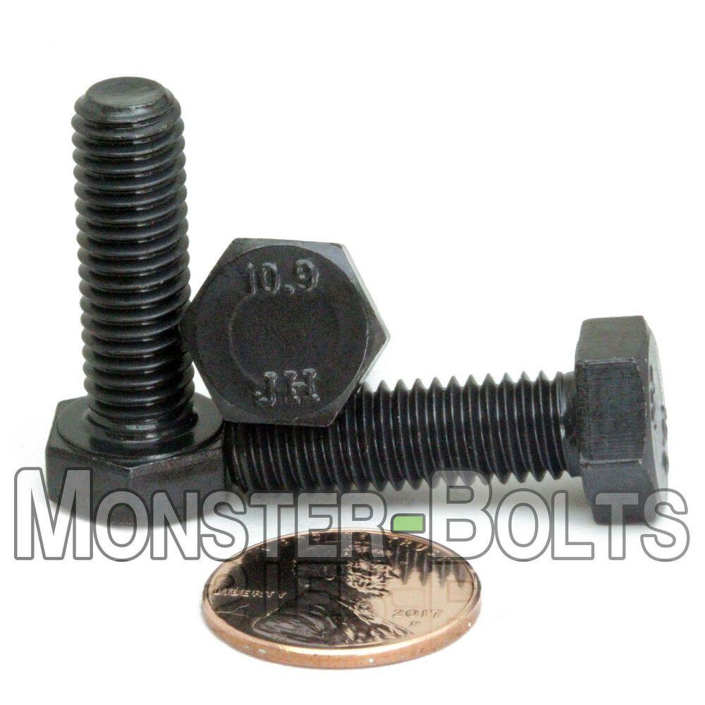 M10 x 30mm Metric Hex Socket Countersunk Flat Head Screw