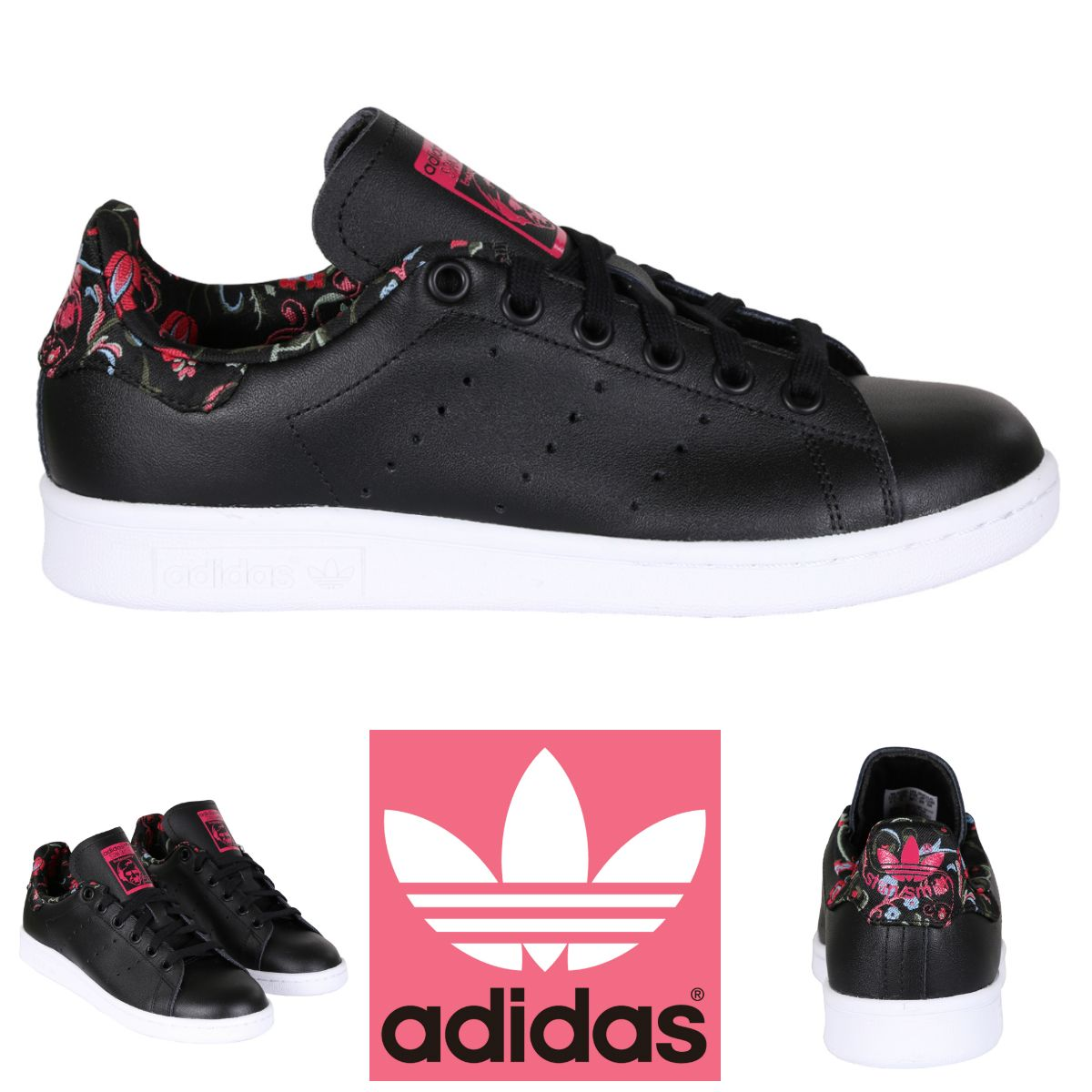 adidas Originals Stan Smith 'Moscow Rose' ➡ http://www.hoodboyz
