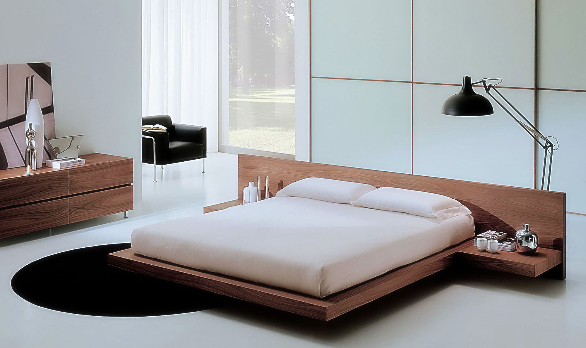 Interior Designs For Bedrooms Magnificent Modern Bed Frame Effective Home On Frame  Funiture For Sleeping Design Ideas