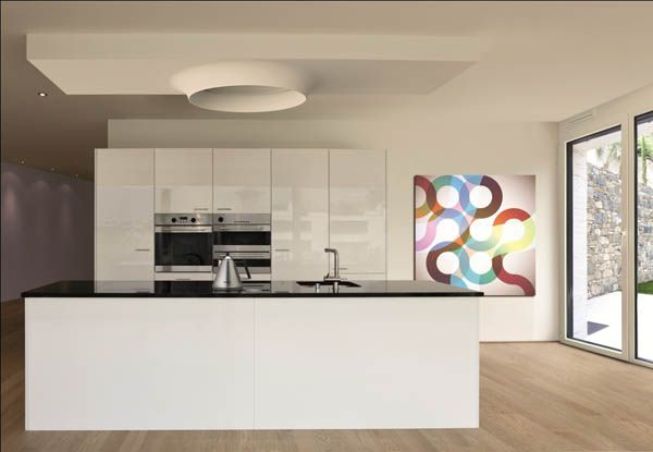 Contemporary Designer Cooking Hoods Embedded In Your Kitchens