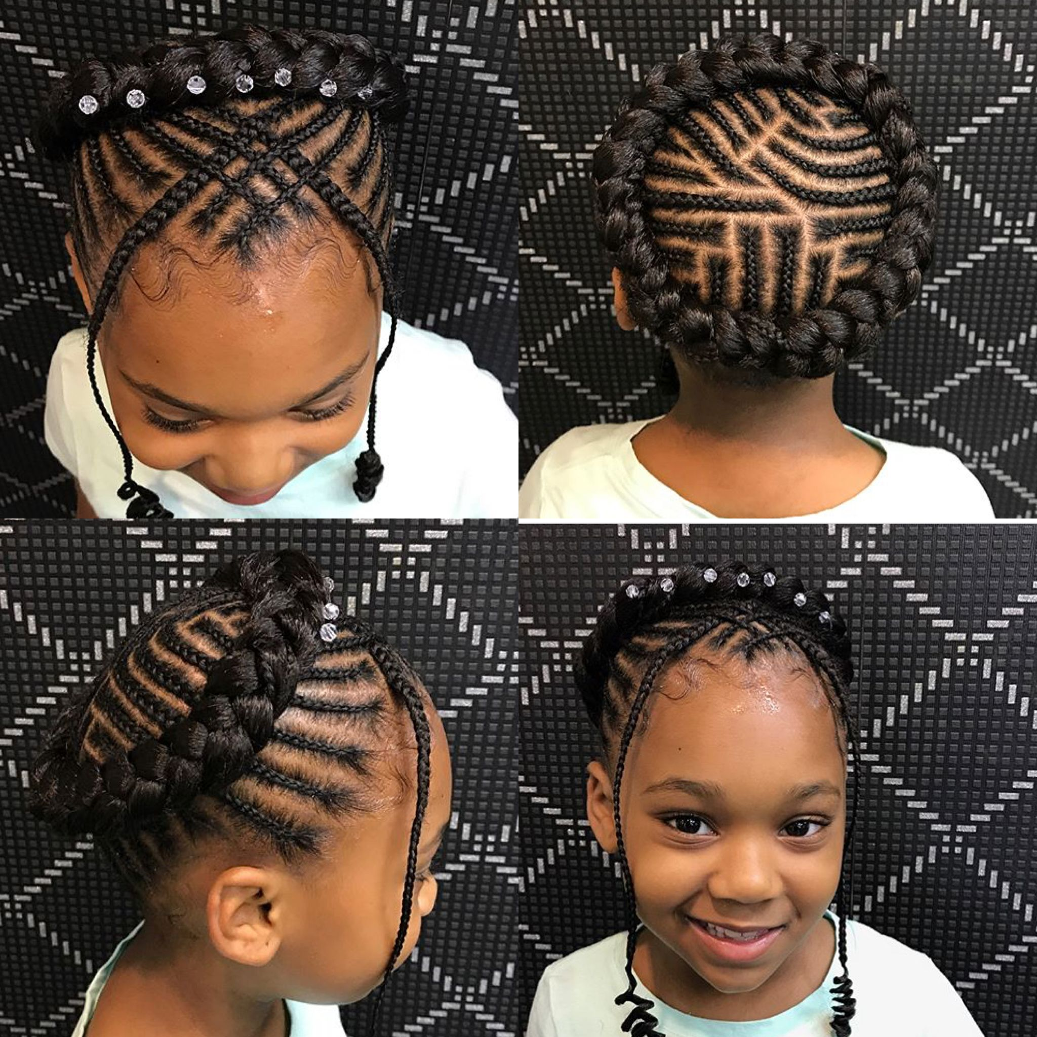 halobraids #extensions #kidshair #braidstyles | kids hair