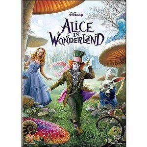 Movies Tv Shows Tim Burton Films Alice In Wonderland Walt