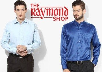 edaea4f34 Jabong Raymond Clothing Sale Offer   Get 50% Off on Raymond Formal ...