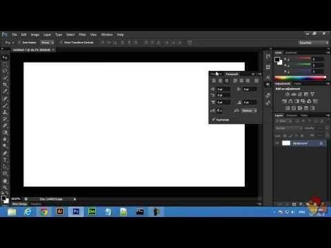 Add font to photoshop cs6