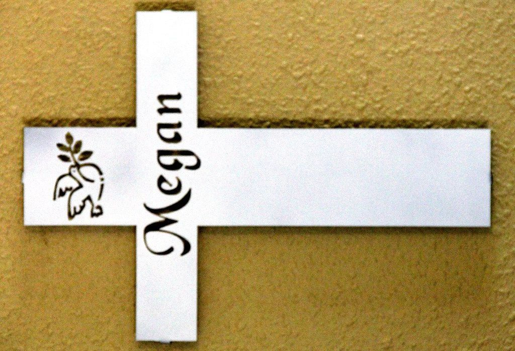 Personalized Cross Custom Wall Plaque Religious Anniversay
