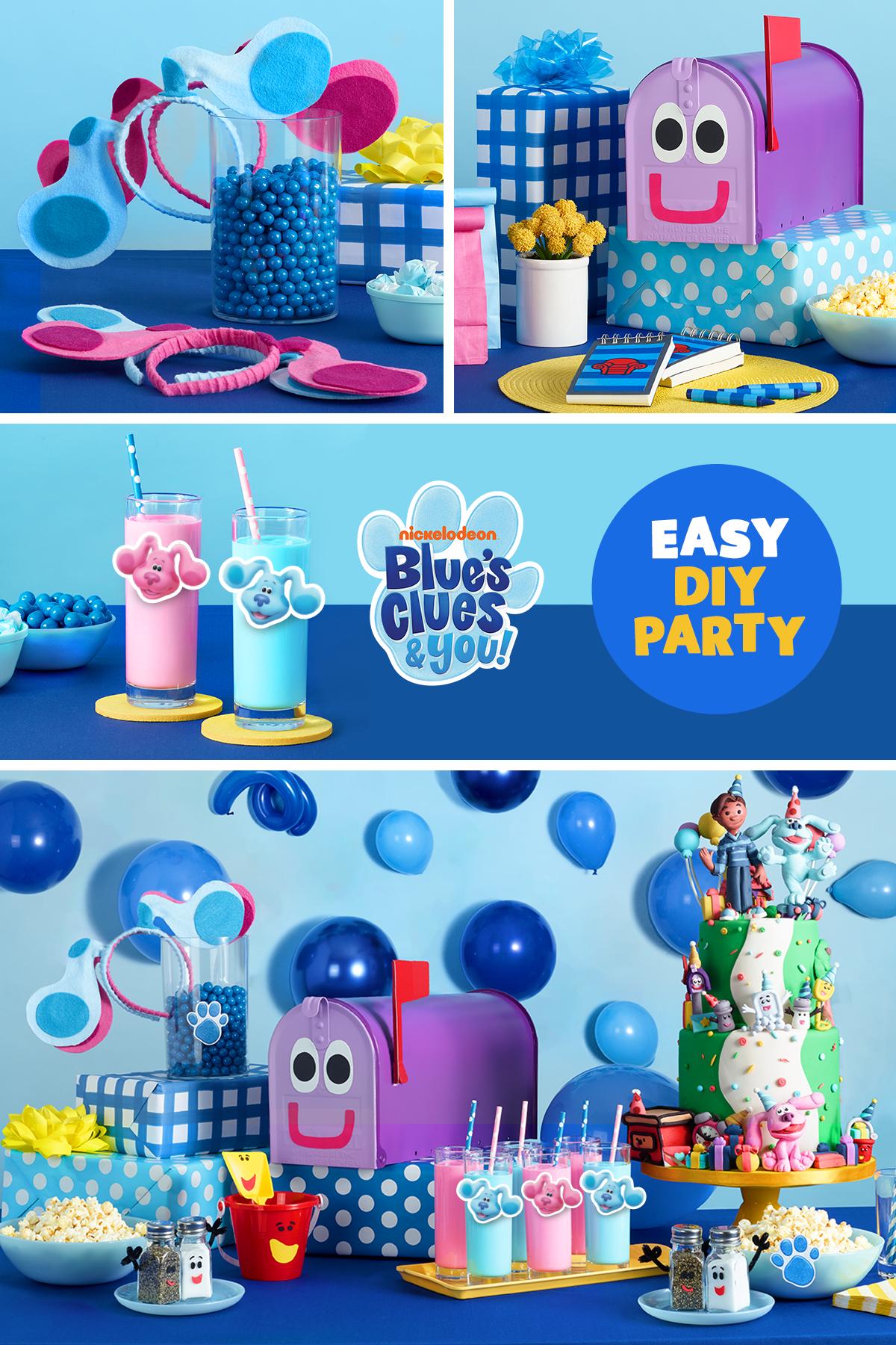 Blues clues birthday   Etsy