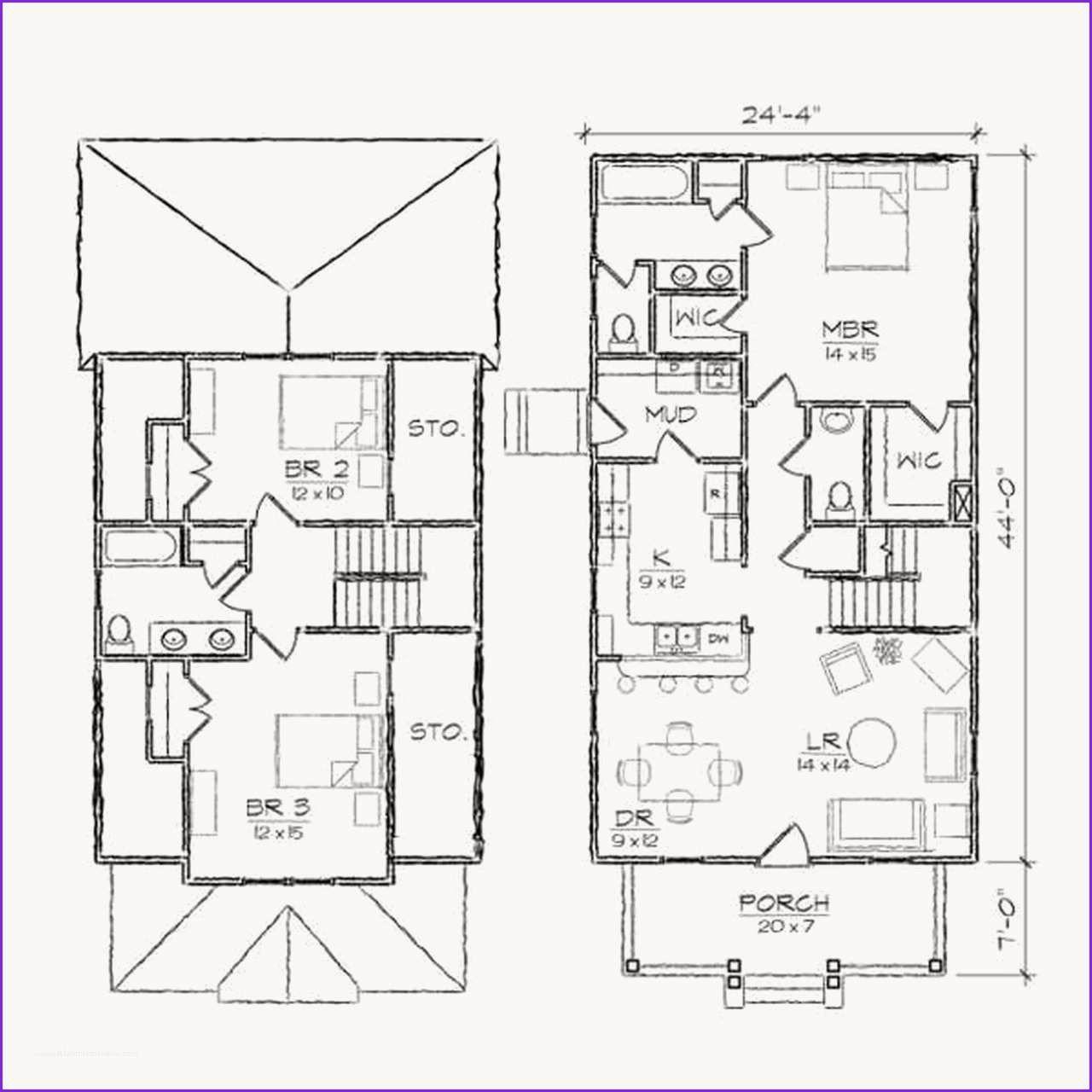 Awesome House Plans Walkout Basement House Plans Walkout ...