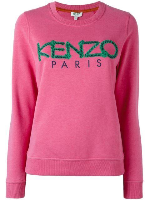 defb640c KENZO Kenzo Paris Rope Sweatshirt. #kenzo #cloth #sweatshirt | Kenzo