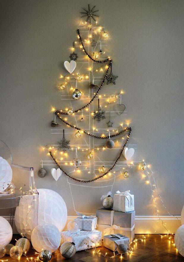 K1yzzsurddma7owelh3wwqdwfdcjy2ji9swiv85c Arbol De Navidad Pared Decoraciones De Navidad Apartamento Bricolaje De Arbol De Navidad