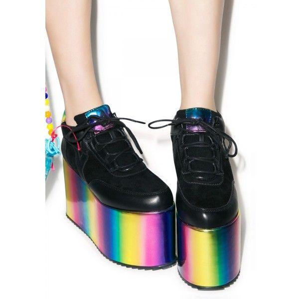 61ea53691645 ISO YRU Qloud 2091 reflective platform Zapatos