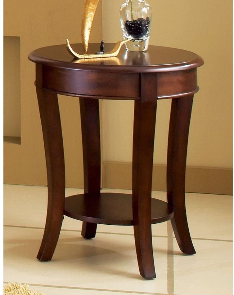 Brilliant Details About Round Wood End Table Sofa Side Coffee Table Gmtry Best Dining Table And Chair Ideas Images Gmtryco