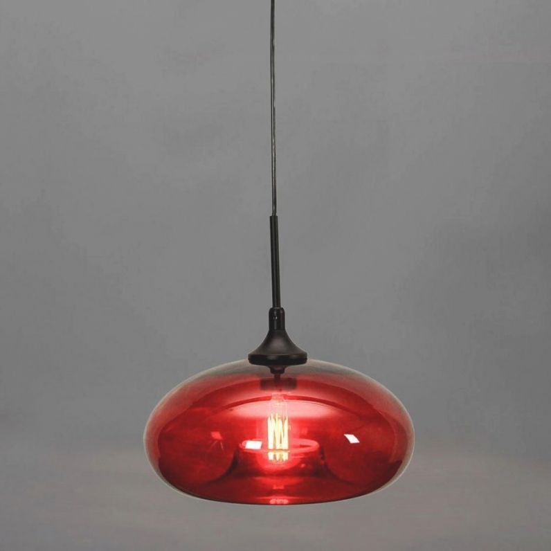 Brass Pendant Light Large Kitchen Pendant Lights Red Glass Pendant For Red Pendant Lighting Red Kitchen Pendant Lights Red Light Bulbs Vintage Pendant Lighting