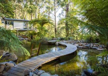 Natural Swimming Pools, Billabongs/Ponds and Waterfalls