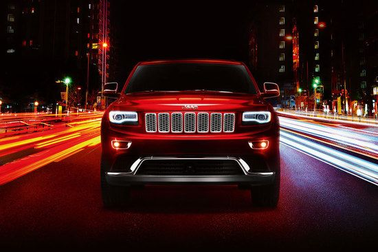 Jeep Grand Cherokee Night Moves