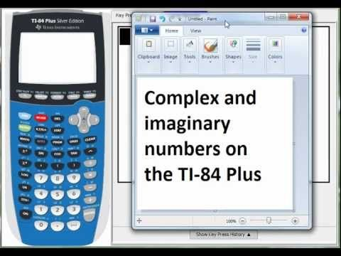 Imaginary Numbers Graphing Calculator - IMAGECROT