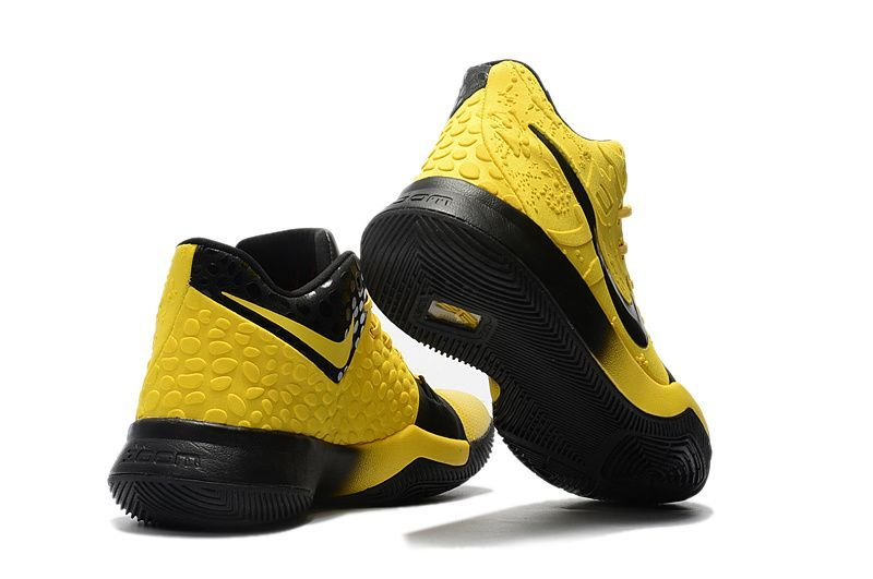 reputable site 3fc8b 3e145 Kyrie 3 Bruce Lee Tour Yellow Black