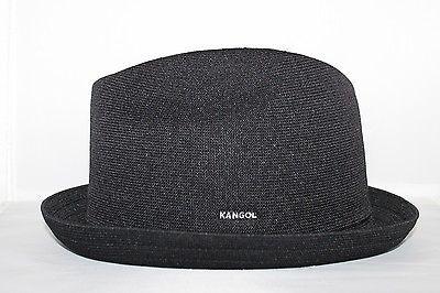 f0ce07dc5c49a Authentic Kangol Tropic Player Fedora Trilby Hat Cap 6371BC S-XL ...